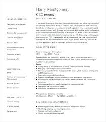 exle executive resume resume template excel micxikine me