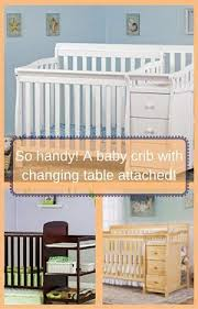 19 best baby crib with changing table attached images on pinterest