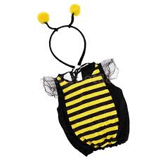 bumble bee costume kids honey bee toddler fancy dress animal
