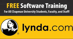 online tutorial like lynda just for you the chapman crew free online software tutorials