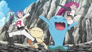 team rocket just beat ash fair and square for the first time ever
