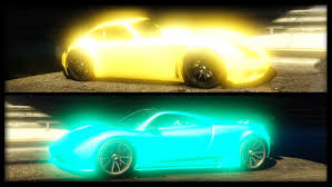 gta 5 online more awesome glowing neon paint jobs 2 other nice