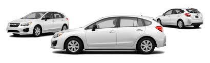 white subaru impreza hatchback 2012 subaru impreza awd 2 0i 4dr wagon cvt research groovecar