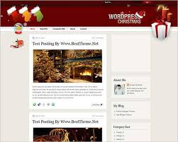 christmas blogger themes free u0026 premium templates creative template