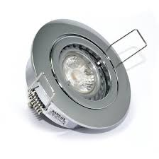 Wohnzimmerlampe Gu10 Feuchtraum Led Einbaustrahler 230v Mit Led Bajo Gu10 5w Dimmbar