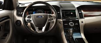Ford Taurus Interior 2015 Ford Taurus Naperville Plainfield Il River View Ford