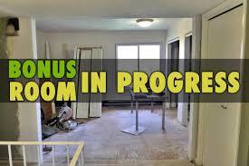 bonus room we are transforming an extra bedroom into a bonus family room