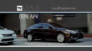 germain lexus body shop lexus monterey peninsula l certified october 2016 youtube