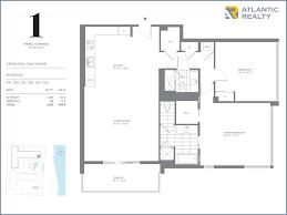1 hotel u0026 residences new miami florida beach homes