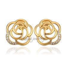 saudi arabia gold earrings jewelry file picture more detailed picture about free shipping