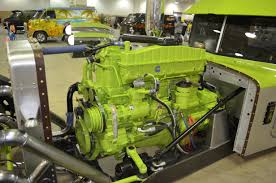 855 cummins in peterbilt cummins engines pinterest cummins