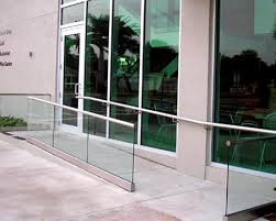 Glass Banisters Cost Crl Arch Frameless Glass Railing Systems Glass Railings
