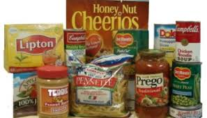 thanksgiving food drive for open door pantry on november 20