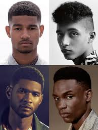before and after hair styles of faces 6 all time classic haircuts for black men fashionbeans