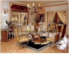 Quality Dining Room Tables 0016 High Quality Royal Solid Wood Classic Italian Style Luxury