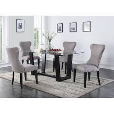 glass kitchen u0026 dining tables you u0027ll love wayfair