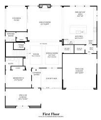 House Plans With Butlers Pantry Villa Lago At The Promontory The Varese Home Design