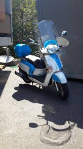 2013 kymco like 200i motorcycles for sale