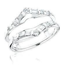 Wedding Ring Enhancers by Diamond Ring Wrap U2013 Freundschaftsring Co