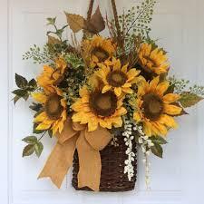 Main Door Flower Designs by Best 25 Fall Door Decorations Ideas On Pinterest Fall Door