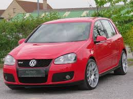gti volkswagen 2005 used volkswagen golf gti red cars for sale motors co uk