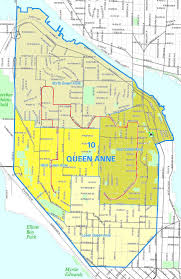 Seattle Districts Map by Queen Anne Boulevard Wikipedia
