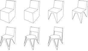 jds architects bone chair