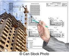 Designing Buildings Stock Photo Of Innovative Engineering Designing Communication