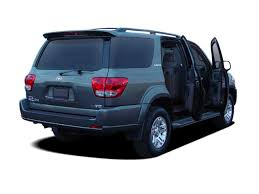 toyota sequoia 2007 2007 toyota sequoia reviews and rating motor trend