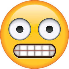 Emoji Meme - awkward grimace secret emoji funny internet meme stickers by