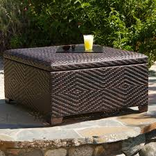 Patio Storage Ottoman Patio Storage Ottoman Jlpde Cnxconsortium Org Outdoor Furniture