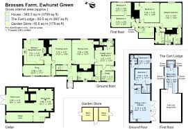 5 bedroom character property for sale in ewhurst green