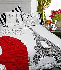 Paris Themed Bedroom Ideas Home Paris Themed Bedding Ideal Queen Bed Kmyehai Com