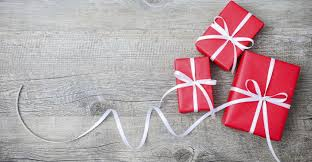 35 stores with free paid gift wrapping services