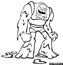 super villains online coloring pages page 1