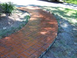 Concrete Driveway Paver Molds by 8 Best Stamped Concrete Images On Pinterest Concrete Patio