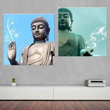 online get cheap buddha sitting canvas aliexpress com alibaba group