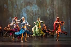 zorongo flamenco dance theatre u201cconvivir u2013 7 dances to a more