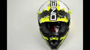 neon motocross gear 2017 oneal 3 series motocross helmet shocker black neon yellow