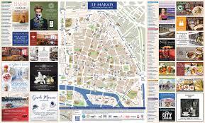 Notre Dame Campus Map Le Marais Map Free Map Of Paris Marais Parismarais