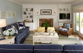 navy blue sofas how to use blue in your home interior