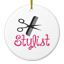 cosmetologist ornaments keepsake ornaments zazzle
