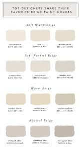 top designers share their favorite beige paint colors laurel