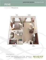 floor plans briarview senior living in carrollton texas
