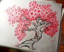 the 25 best cherry tree tattoos ideas on cherry