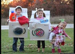 Halloween Costumes Girls Diy 47 Fun Freaky Fantastic Family Halloween Costumes Huffpost
