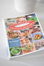 livre cuisine minceur concours la cuisine de la minceur durable de chioca et