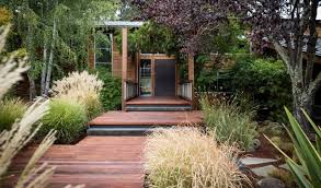 Wpa Rock Garden by High Tech Garden West Wing Ecocabin Is Crowned Shed Of The Year