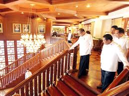 bureau president binay s use of coconut palace not the issue inquirer