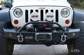 jeep rubicon winch bumper the build list mikesjeep com